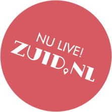 Button van website Zuid.nl - Nu Live!